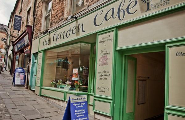 garden cafe frome