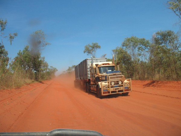 truck cape leveque road
