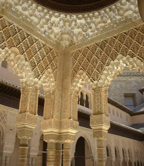 canopy alhambra