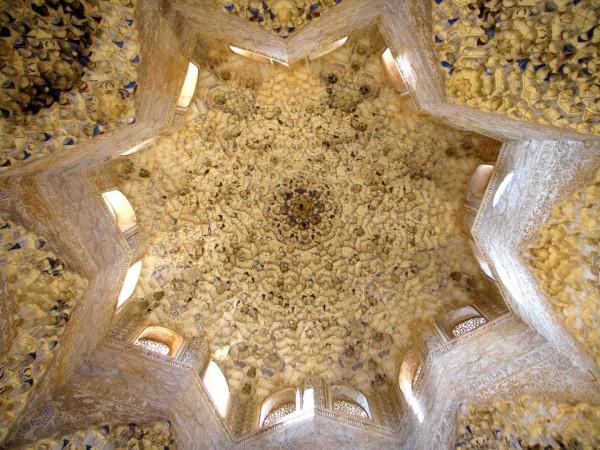 intricate detail alhambra