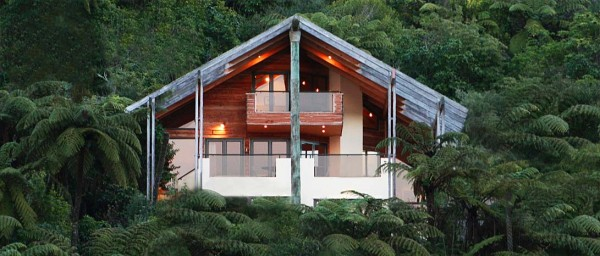 maori eco lodge