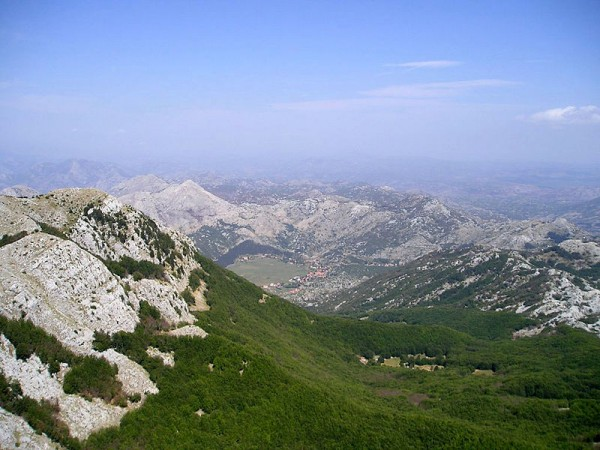 montenegro national parks
