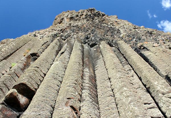 basalt column giant's causeway