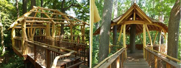 lookout loft longwood gardens