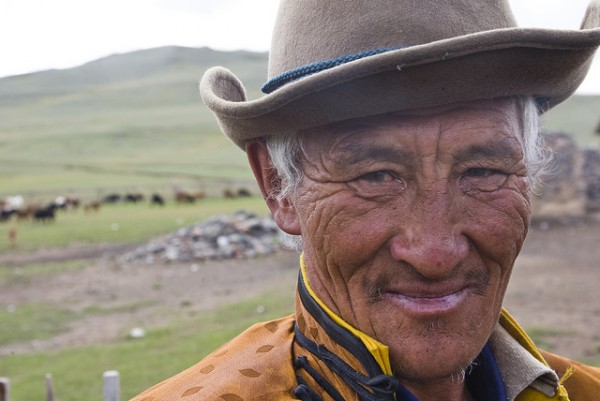 mongolian herder sustainable management