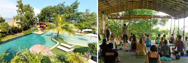 Bloo Lagoon Yoga