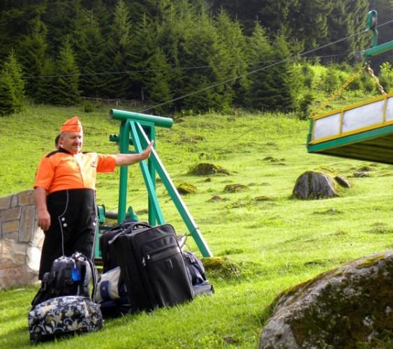 luggage gondola turkey