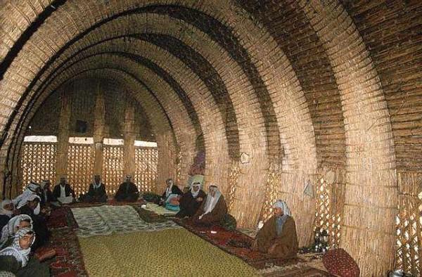 mosque marsh arabs
