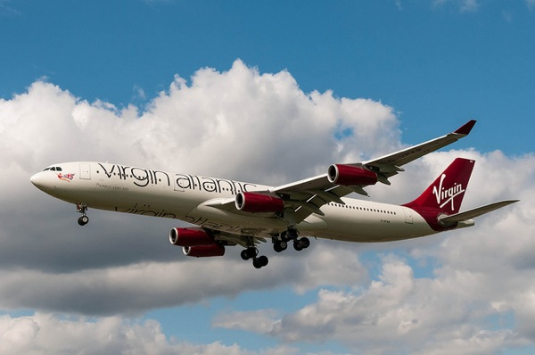Sustainable virgin atlantic