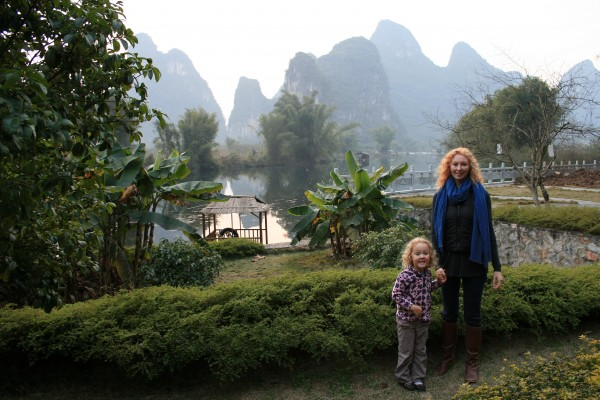 eco lodge yangshuo china