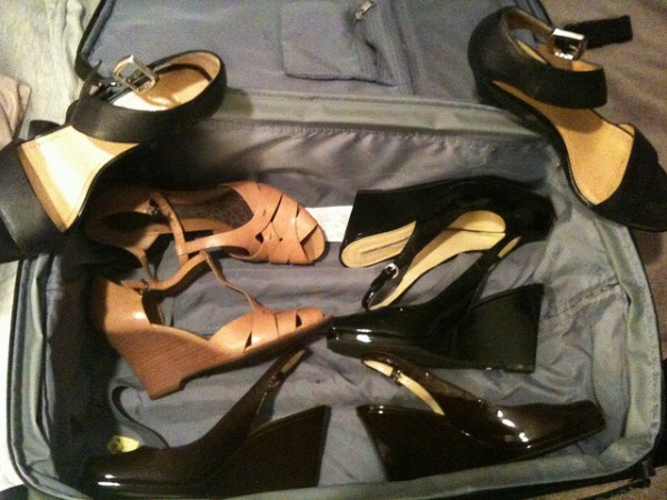 how to pack light PartIIc
