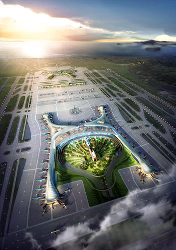 South Korea's Incheon International Airport