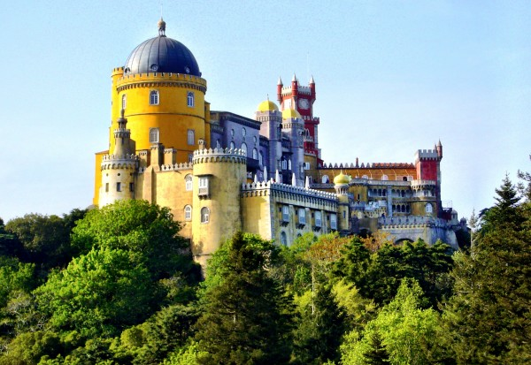 The Pena Palace Portugal