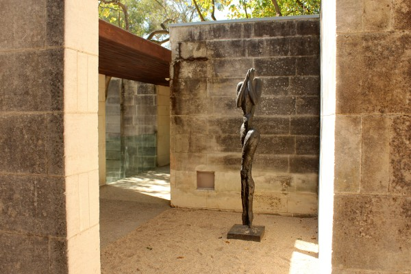 sculpture MOMA melbourne