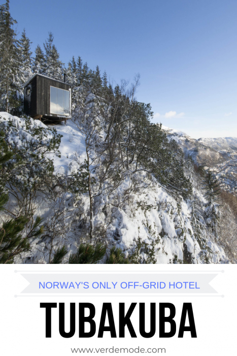 Off-grid hotel in norway built by students using sustainable architecture
