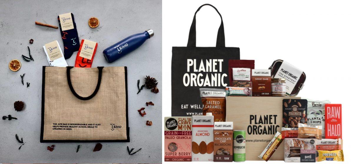 organic food hampers