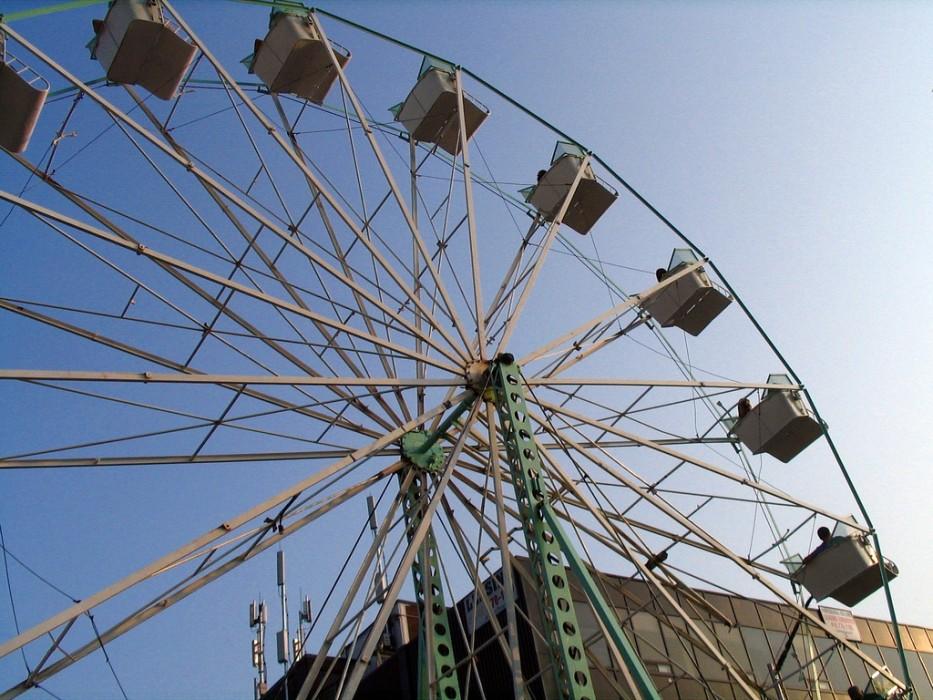 ferris wheel taste of danforth