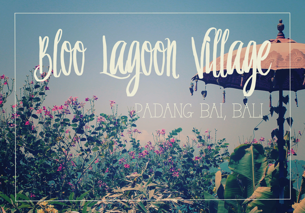 bloo lagoon sustainable village