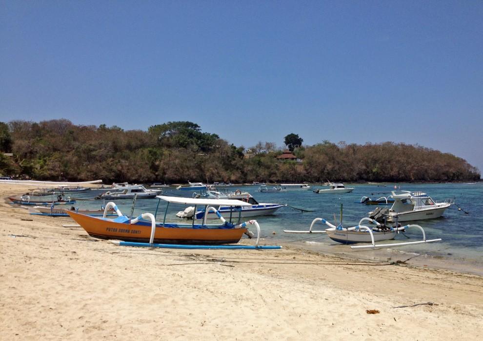 Padang bai beach bali