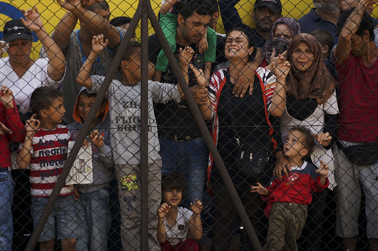syrian refugees hungary