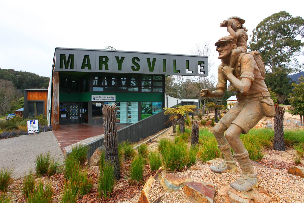 marysville tourism