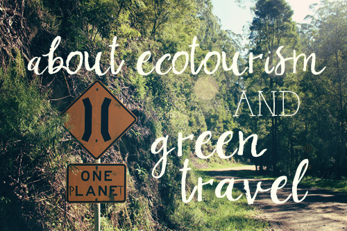about ecotourism definition