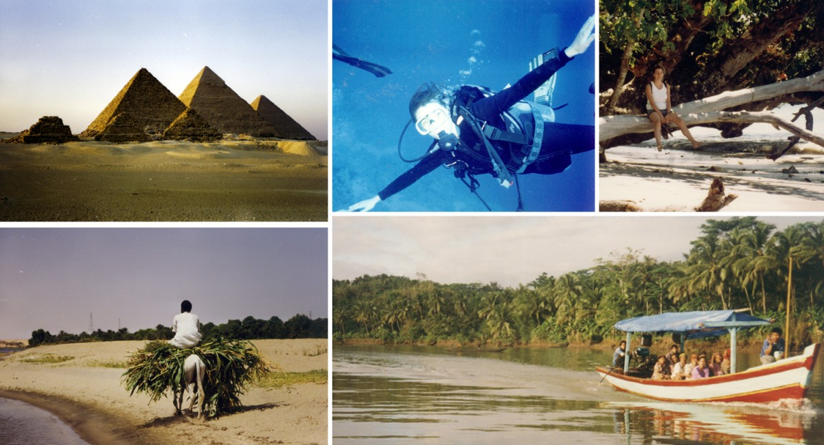 about eco traveller